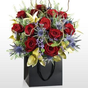 Constable - Valentine's Flowers - Luxury Valentine's Flowers - Valentine's Day Flowers - Valentine's Bouquets